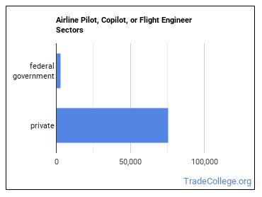 Airline Pilot, Copilot, or Flight Engineer Sectors