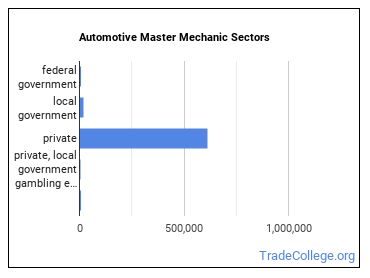 Automotive Master Mechanic Sectors