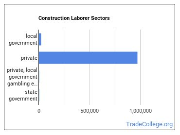 Construction Laborer Sectors
