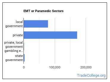 EMT or Paramedic Sectors