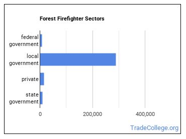 Forest Firefighter Sectors