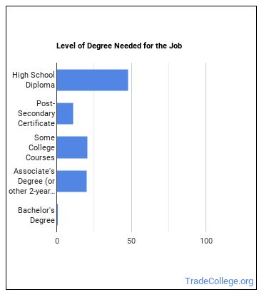 Medical Records or Health Information Tech Degree Level