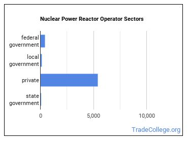 Nuclear Power Reactor Operator Sectors