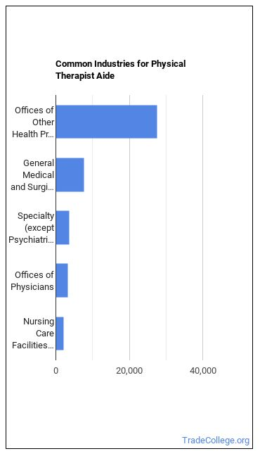 Physical Therapist Aide Industries