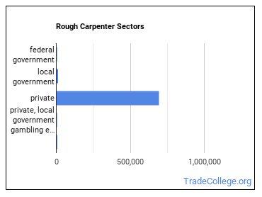 Rough Carpenter Sectors