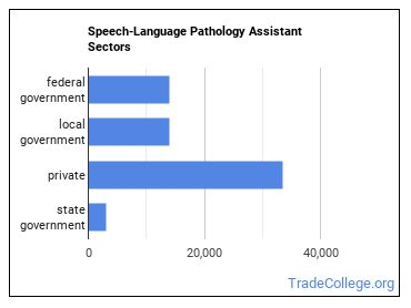 Speech-Language Pathology Assistant Sectors