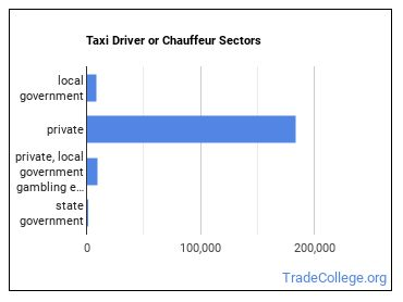 Taxi Driver or Chauffeur Sectors