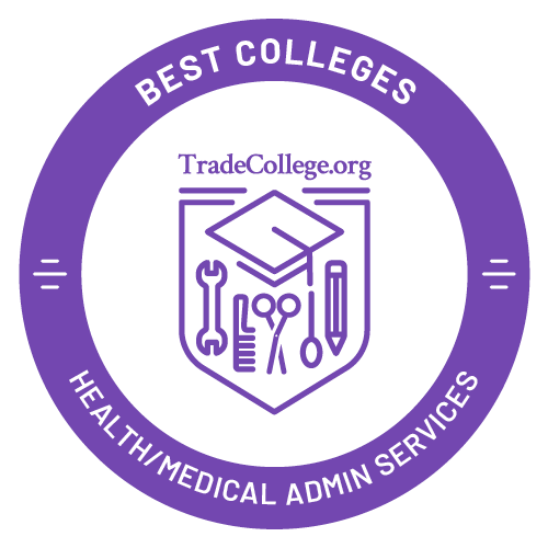 Top Trade Schools in Health & Medical Administrative Services