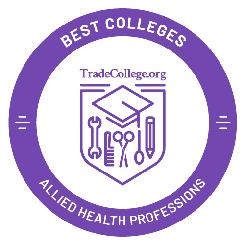 Top Trade Schools for an Award Taking 1 to 4 Years in Allied Health